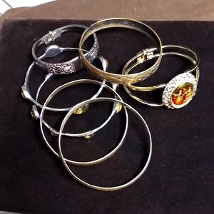 Bracelets bundle lot of 7